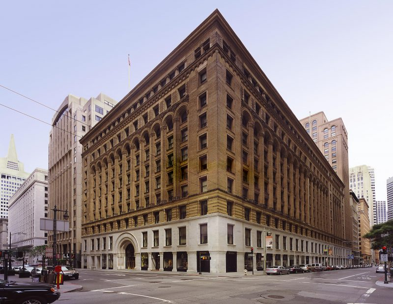 Berkadia Arranges $70MM Loan for Mills Building in San Francisco