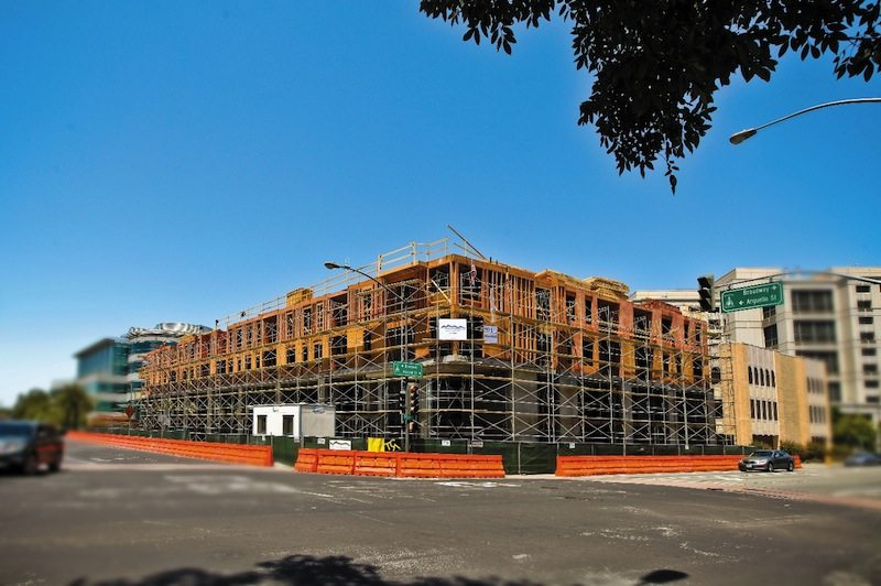 Redwood City construction The Registry real estate