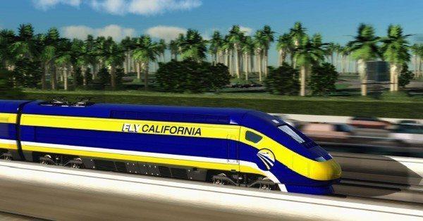 High-Speed Rail Hosts Community Meeting in Burlingame