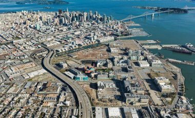 Alexandria Buys Development Site at 500 Townsend in San Francisco