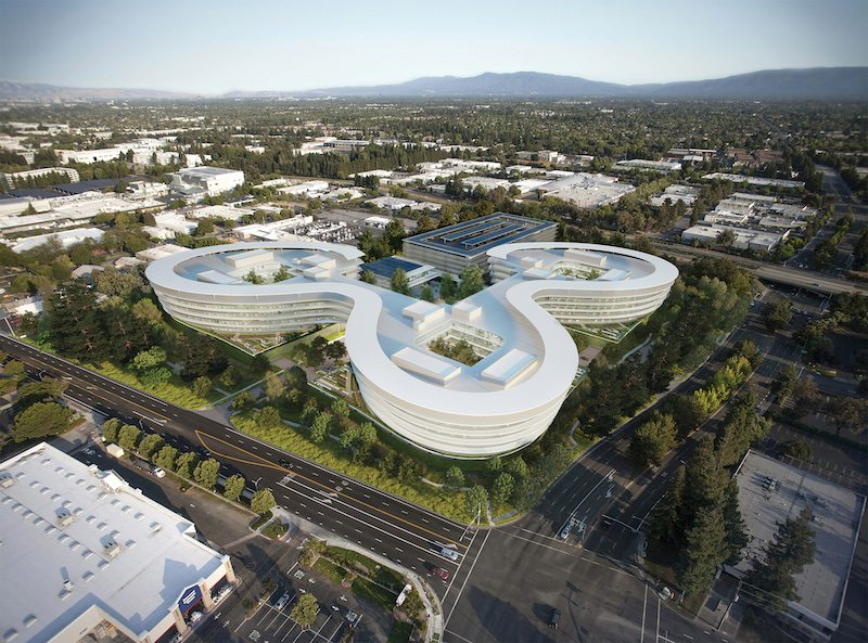 Apple In Negotiations to Buy Central & Wolfe Development from Landbank in Sunnyvale