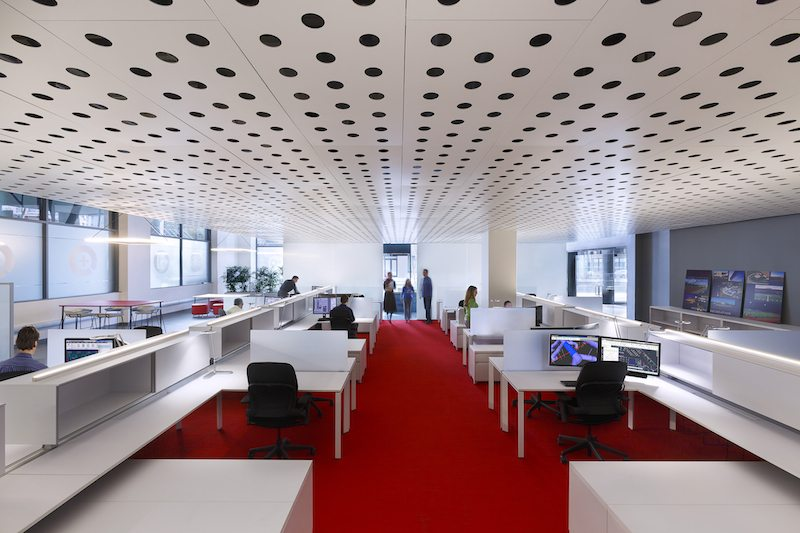 LPA San Jose LPAs Newest Office Puts The Architecture Firms Culture On Display