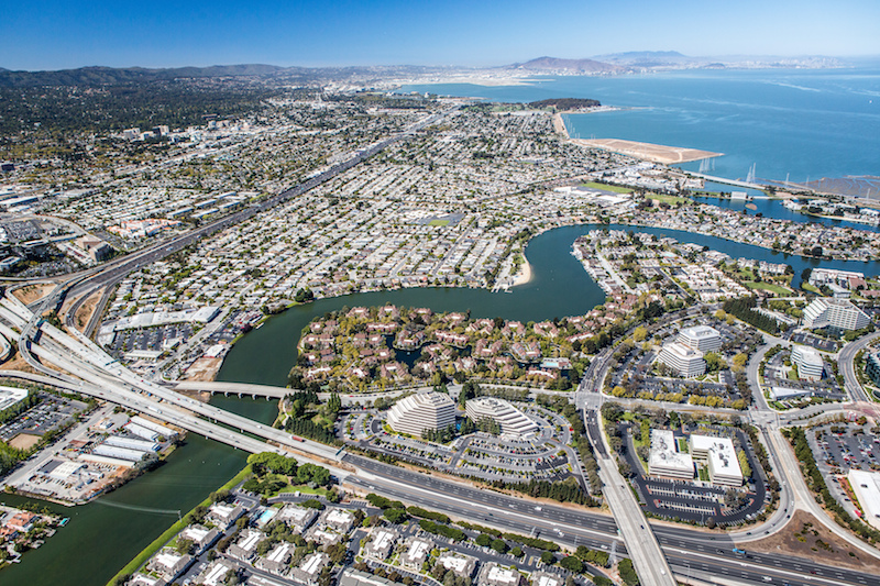 Peninsula Gets Low Ranking in JLL's Survey of Attractive Tech Office Markets