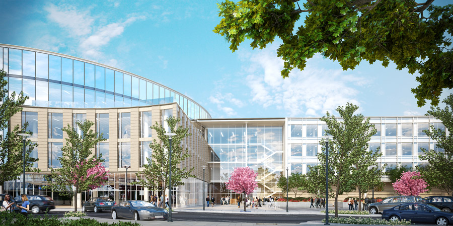 San Mateo S Bay Meadows To Break Ground On First Office Building Stockbridge Tag Source Capital Archives The Registry