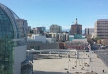 Wrike, Downtown San Jose, Lift Partners, Capitol of Silicon Valley, Deloitte Fast 500 list, VTA Light Rail, Diridon Station's Caltrain, Amtrak lines, Bay Area, San Francisco Business Times, Silicon Valley Business Journal, Bay Area News Group