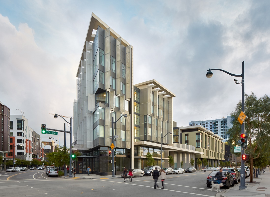 Mercy Housing, San Francisco, Mithun|Solomon, Kennerly Architecture,  Mission Bay South