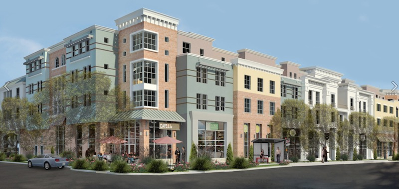 Santa Clara Plots Ambitious Downtown Development Plans