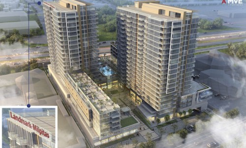 Milpitas, BDK Capital Group, Landmark Milpitas, Singpoli Capital Corp., American BD, MVE+Partners, Silicon Valley, condo