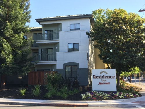 In a Starved Market, Menlo Park Welcomes Sand Hill Property's Marriott Residence Inn