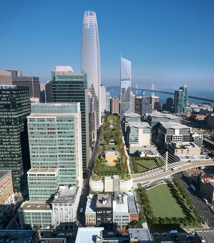 Transbay Joint Powers Authority Closes on Parcel F Deal for $160MM to Build 750 Foot Building