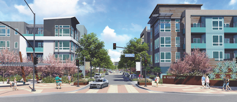 Fostering Growth in Foster City
