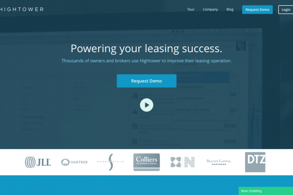 Hightower Delivers Innovative Leasing Management Platform for Commercial Real Estate