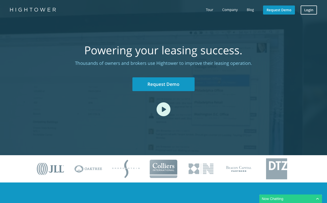 Hightower Delivers Innovative Leasing Management Platform for Commercial Real Estate