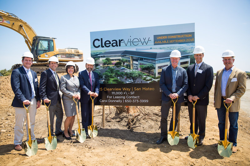 Deutsche and Embarcadero Capital Break Ground on San Mateo Campus Addition