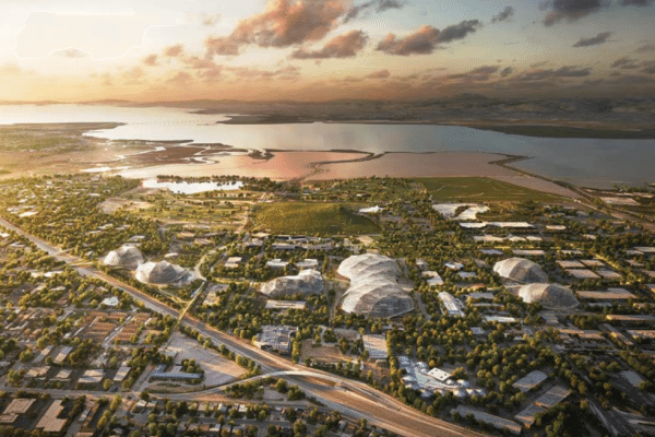 Tech Giants Google and LinkedIn Agree to Property Deal in Mountain View