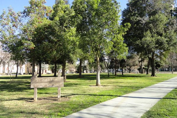 San Jose Working to Revive 'Forlorn' St. James Park