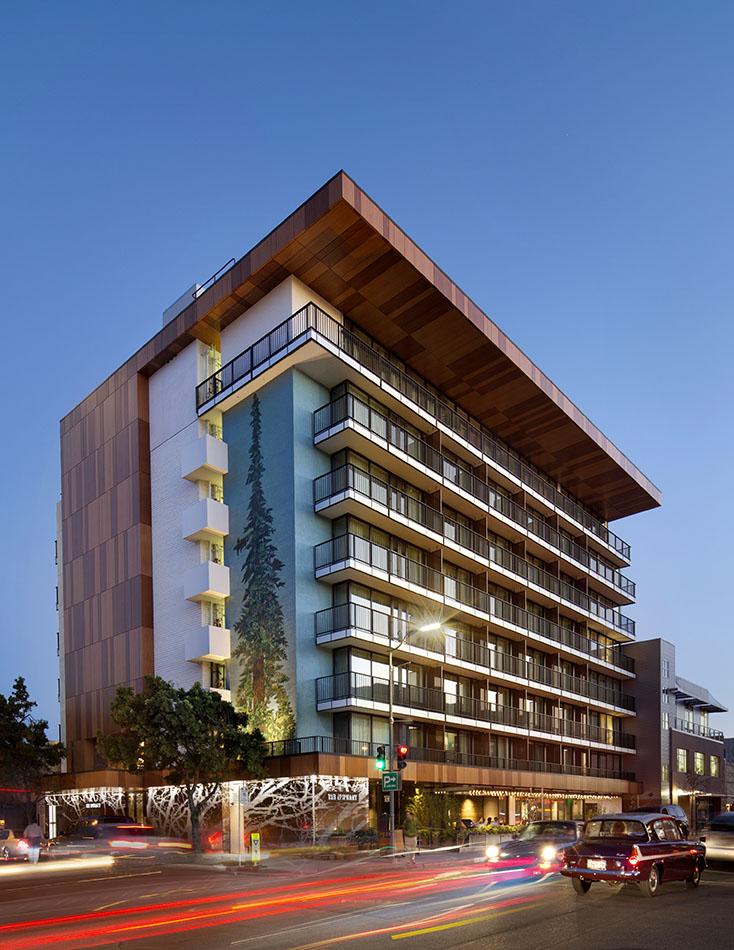 Steinberg Epiphany Paloalto S Of Hotel Properties In California