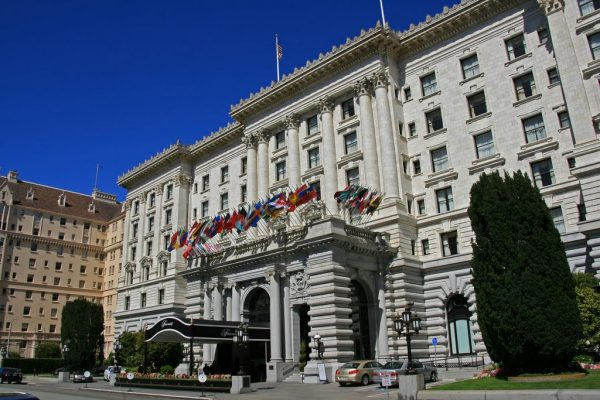 Korean Asset Manager in Talks to Buy Fairmont Hotel in San Francisco for $450MM