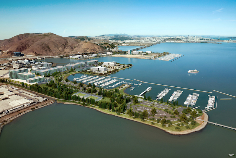 Shorenstein and SKS Seek to Capitalize Oyster Point