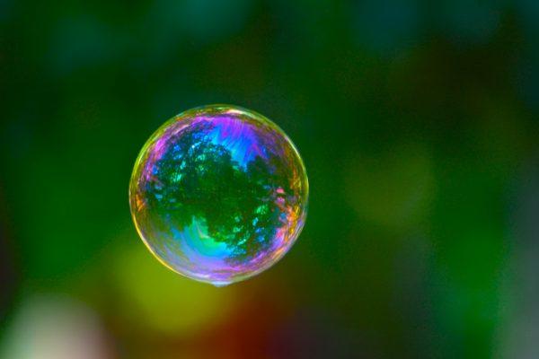 Bubble Talk = Wishful Thinking