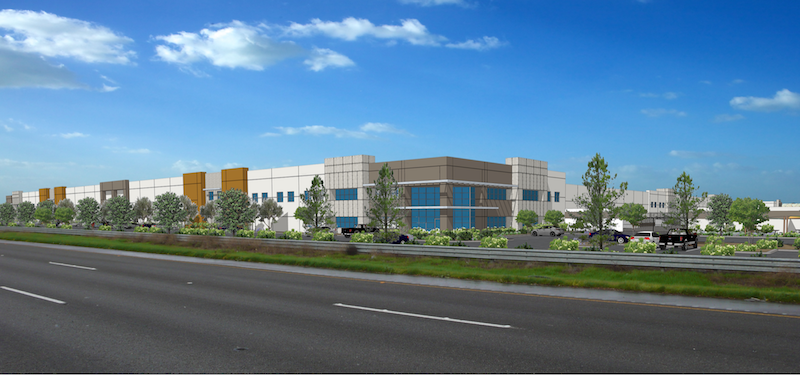 DCT Plans Nearly 800,000 SF Industrial Project in Tracy
