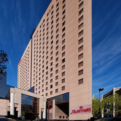 Apollo Places Oakland Marriott City Center Hotel Into New Investment Fund