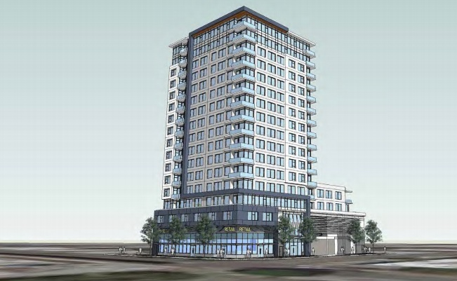 Bay Development Proposes 16-Story Mixed-Use Project for Downtown Oakland