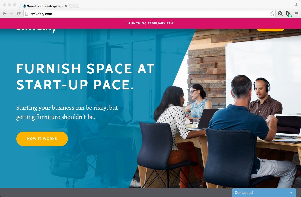 Santa Clara Company Seeks to Make Tech Office Furnishing Painless