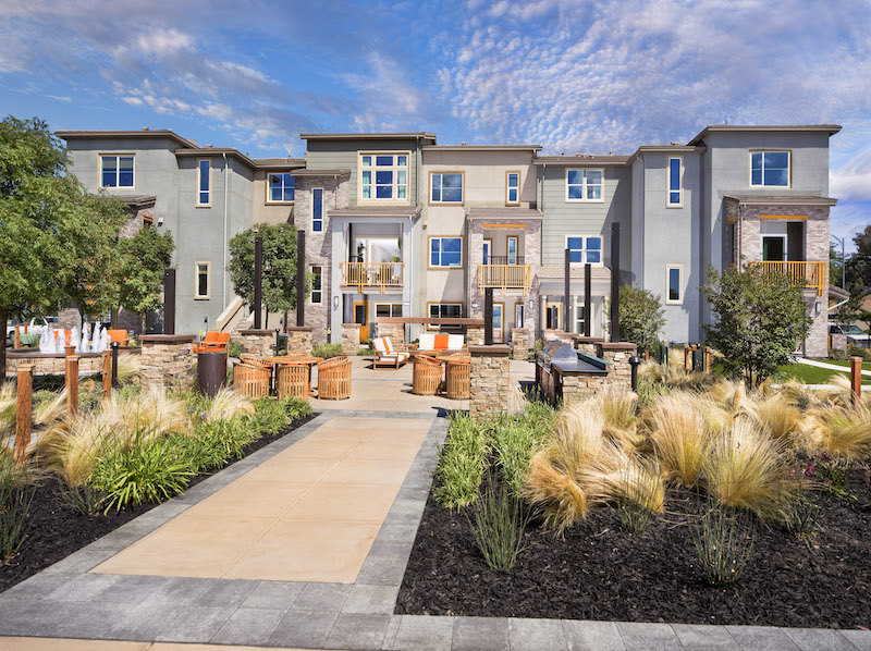 "Centered on Capitol in San Jose was named National Association of Home Builders' 2014 ""Community of the Year"""