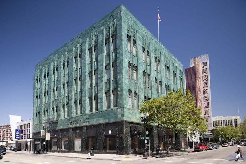 Iconic Oakland Building Sells for $19.5MM