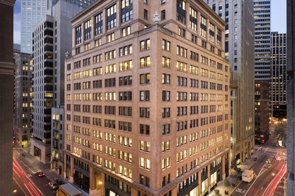 Credit Suisse Places 114 Sansome in San Francisco on Market, Seeking Approx. $155MM