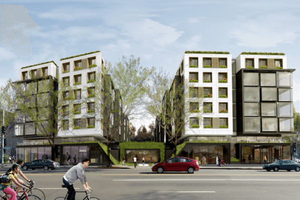 204-Unit 5110 Telegraph Going to Oakland Planning Commission