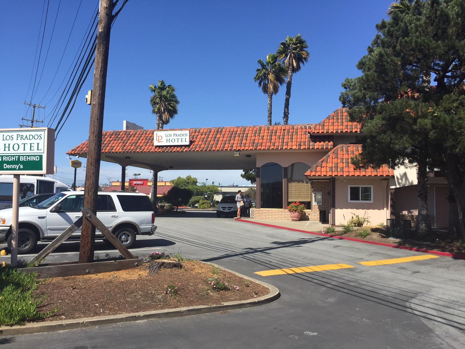 Marina Ping Center San Mateo Hotel Bay Area Stanton Architecture