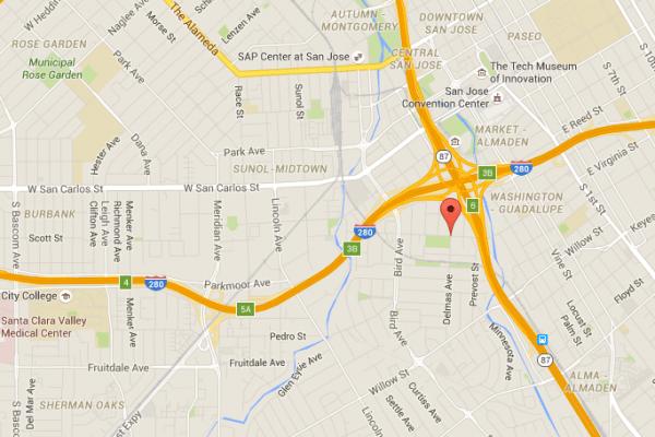 Condos Coming to San Jose's Delmas Avenue, Pending City Approval