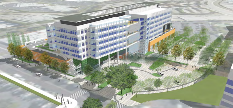 Sunnyvale Pushes 250,000 SQ FT Office Development by Commonwealth Partners Forward