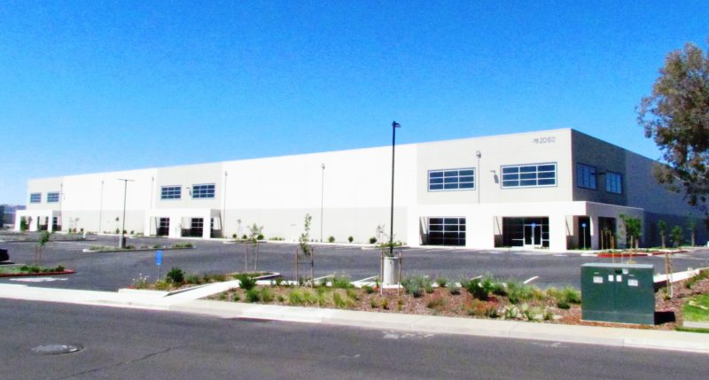Colliers Leases 81,225 SQ FT in Vacaville to Automatic Bar Controls