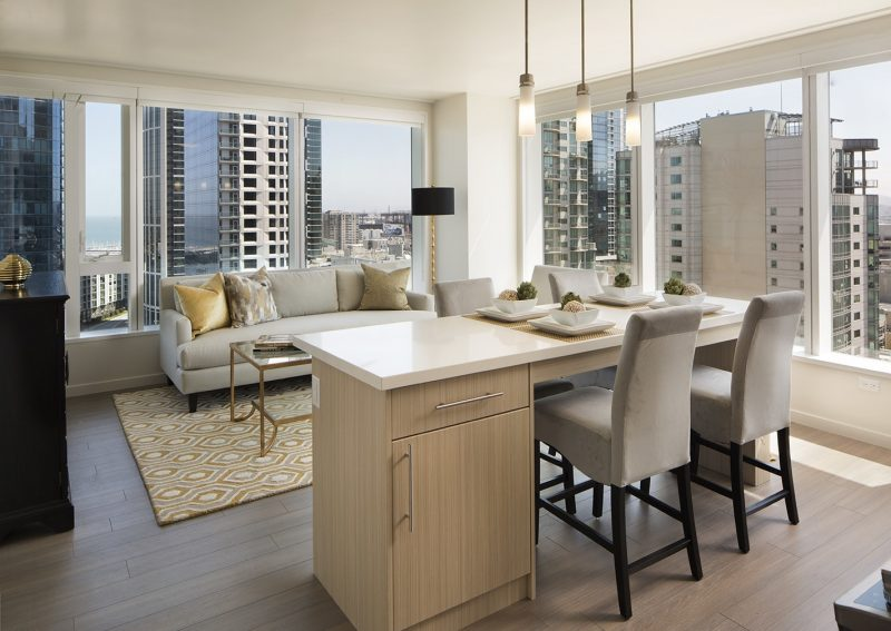 Solaire, a New Luxury Apartment Tower, Now Open in San Francisco
