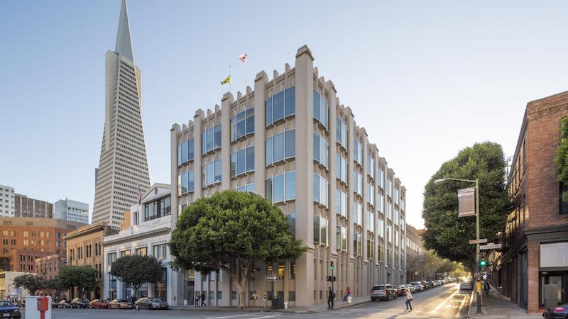 Chinese Developer Buys 755 Sansome in San Francisco for $42.65MM