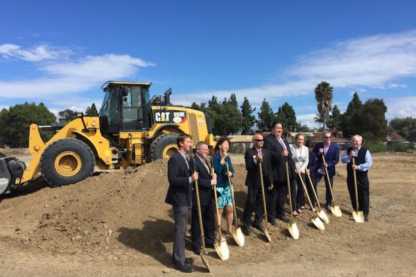 City of Fremont Breaks Ground on State Street Downtown Project