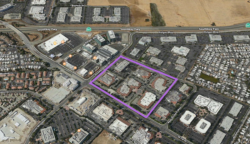 ProspectHill and SKS Join Invesco to Redevelop 430,000 SQ FT North San Jose Campus