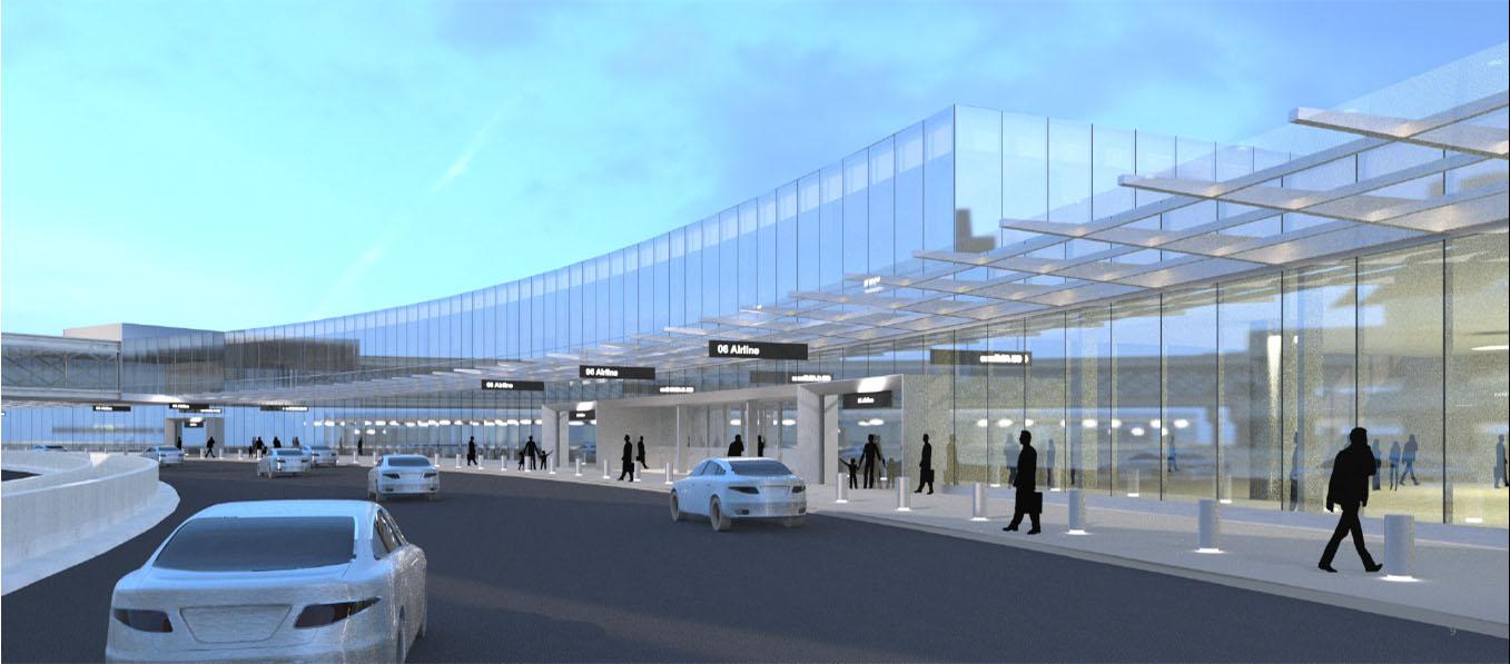 Terminal 1 Renovation Breaks Ground at SFO