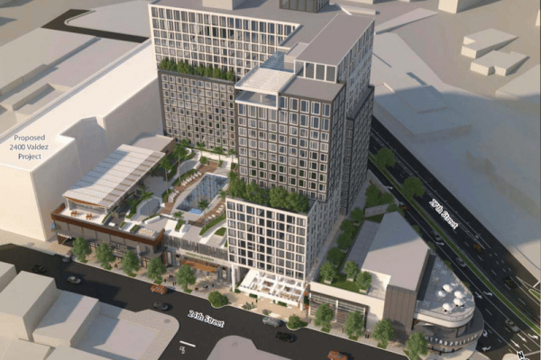 Holland Partner Group's Mixed-Use Development in Oakland's Uptown Neighborhood is a Step Closer to Reality