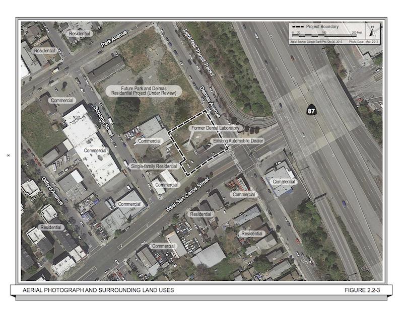 San Jose Silicon Valley Bay Area Downtown San Jose Santa Clara Development  Salvatore Caruso Design Corporation