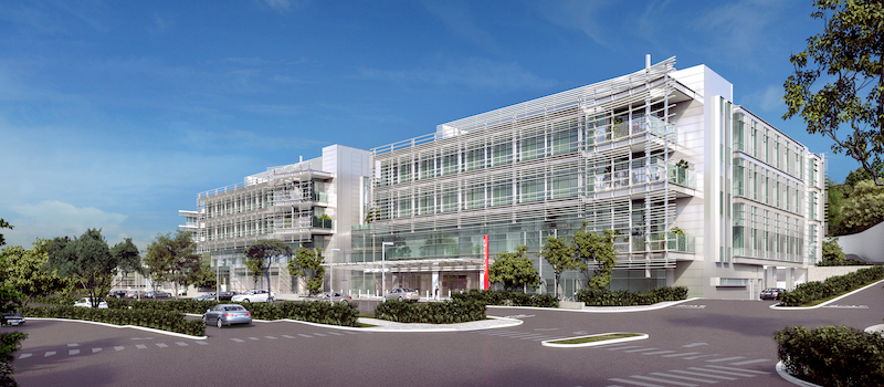 Construction Commences on $535MM Hospital Replacement Building Project