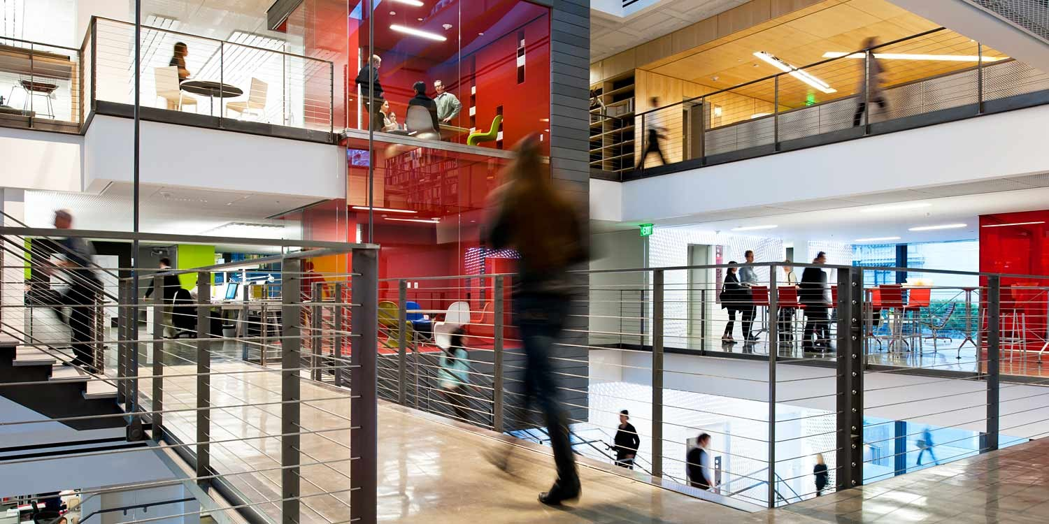 Gensler Study: Better Designed Workspaces Produce More Innovative Employees