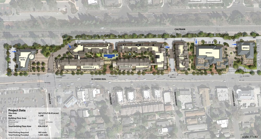 Stanford Aims to Revitalize Downtown Menlo Park with Middle Plaza Development