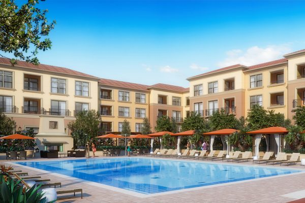 Monticello Apartments Stocked with Resident Amenities Opens its Doors in Santa Clara