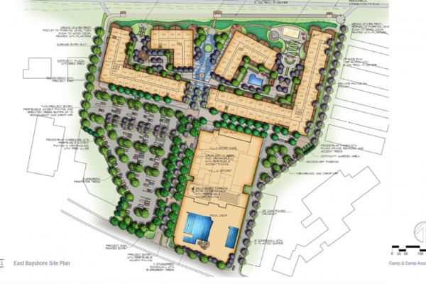Potential 15-Acre Redevelopment for Redwood City Bayfront Property Paused