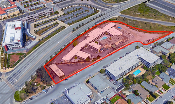 Newmark Realty Capital Arranged $6MM In Bridge Financing For A Mixed-Use Property In San Mateo