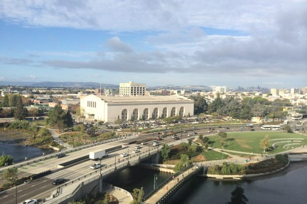 Oakland Community and Artists Eager for Rebirth of Historic Civic Center
